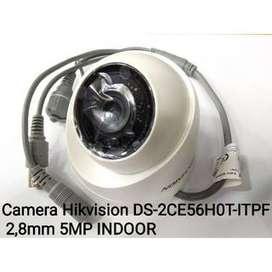 Kamera / Camera CCTV Hikvsion DS-2CE56H0T-ITPF 2,8mm 5MP Indoor Eyebal