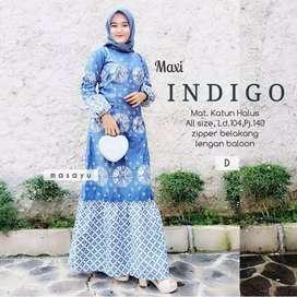 Maxi Indigo new