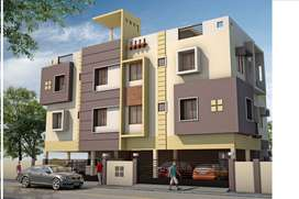 flat for sale in kundrathur  in 2bhk