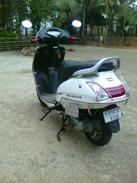 Honda Activa, Showroom Condition