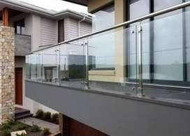 Balkon Stanlis kaca 963