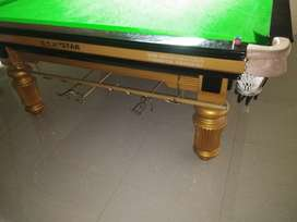 Snooker table star tournament model available