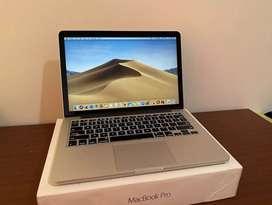 NEGO Macbook pro retina display early 2015 i5 ram 8gb ssd 256gb