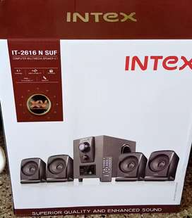 Intex 4.1 Home Theter for Sale