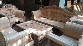 Kursi madura arjuna materil kayu jati pilihan readystock siap kirim