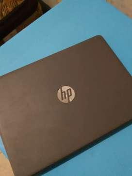Jual santai laptop HP core I5