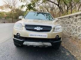 Chevrolet Captiva 2008-2011 LT, 2009, Diesel