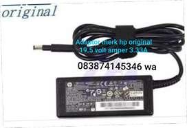 Adaptor 19.5 volt 3.33 a original 100%