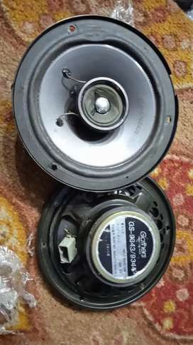 Honda Corolla Mercedes BMW speakers
