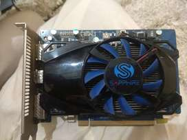 AMD Radeon HD 7750 ( read ad )