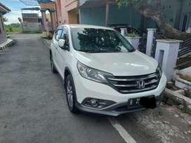 Honda CRV. Putih. A/t siap buat lebaran tinggal gas