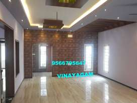 LUXURIOUS , ROYAL 5 BHK BUNGALOW for sale at VADAVALLI --Vinayagam