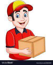 Courier Boy / Delivery Boy