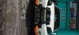 Toyota Rush 2012 bulan 10 putih matic  nganjuk
