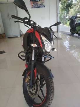 Pulsar NS160 BS6 ABS