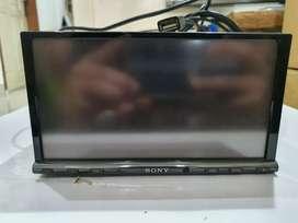 Headunit doubledin Sony XAV-741 Fungsi normal xav741