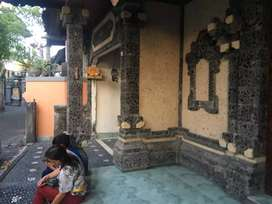 Rumah Semi Balinese Dekat Plataran Canggu