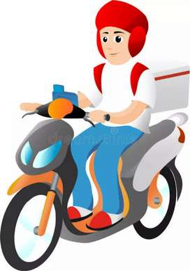 Home Delivery Rider Required