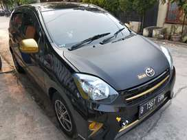 Toyota Agya G Matic 2016 Dp Goceng Bos
