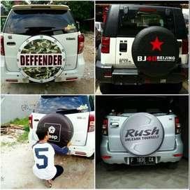 Cover Ban Serep Mobil GrandTouring-Hummer DesainSendiri Silakan Dong T