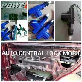 auto central lock mobil