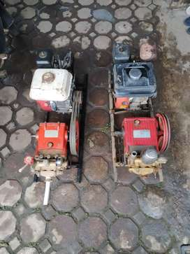 Mesin Steam Cuci Mobil Motor  Sanchin SCN20 Honda GX160 Second