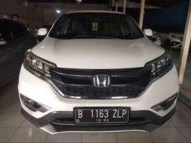Honda CRV tahun 2015 Akhir