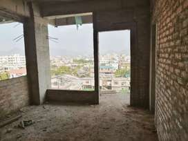 Six Mile VIP Road 3bhk 70%work complete flat