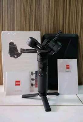 Zhiyun Crane M2  ( stabilizer camera mirrorless dan smartphone)