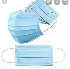 Surgical mask at your doorstep