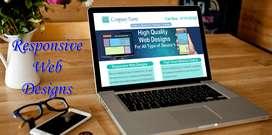 Website Development at very low price in Delhi