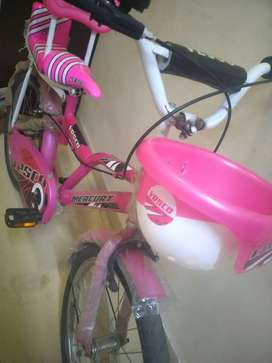 Vesco Hercules Girls Bicycle