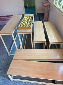 Study benches
