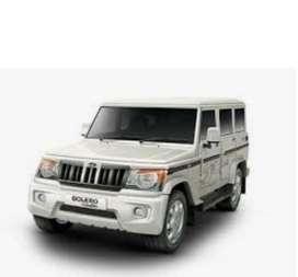 Mahindra Bolero SLX 4WD, 2015, Diesel