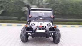 Modified Hunter Jeep Like Thar with Full Hard Top