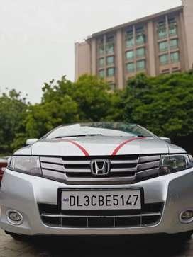Honda City 1.5 V Manual, 2010, Petrol