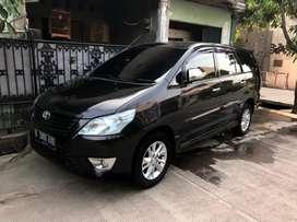Toyota Kijang Innova/ Inova Tipe G AT /Automatic Tahun 2012 Hitam,2013