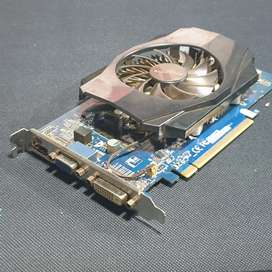BISA NEGO VGA GPU Gigabyte Amd Hd 6570 2Gb Utk Komputer Pc Cpu Gaming