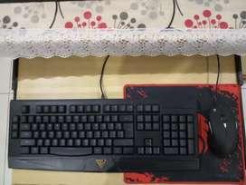 Gamdias Gaming Full RGB Mouse & Keyboard
