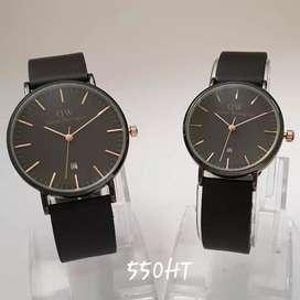 Jam tangan Daniel Wellington Classic Ashiffied Couple, Tanggal Aktif