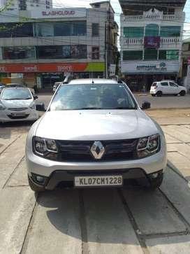 Renault Duster Petrol RXS CVT, 2017, Petrol