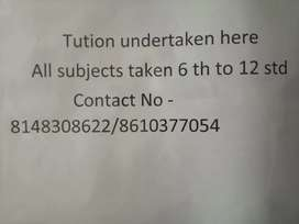 Home Tuition and Maths Subjects preferred ly