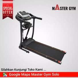 TREADMILL ELEKTRIK - Grosir Alat Fitness - Master Gym Store !! MG#9526