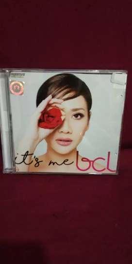 CD ALBUM MUSIC ORIGINAL BUNGA CITRA LESTARRY ITS ME