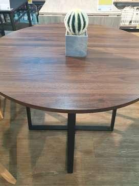 Austin Dining Table Cicilan Tanpa Krtu Kredit DP 199 ribu prses 3 Mnt