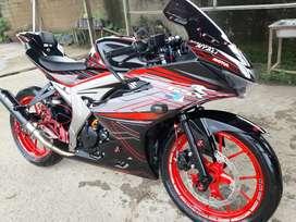 Jual Suzuki GSX R Full Modif