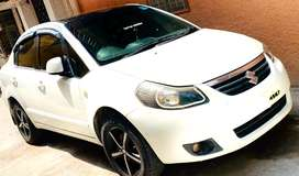 Modified Sx4 Well Maintained with fancy Number