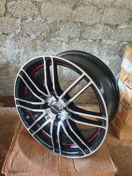 """16"""" 4×100 SWIFT alloy wheels"""