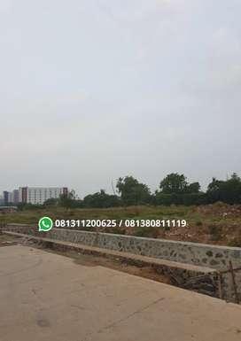 Jual Tanah Gudang Aeropolis Komplek Pergudangan Aeropolis Tangerang