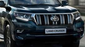 Toyota Prado 2019 on Per Hour Rates